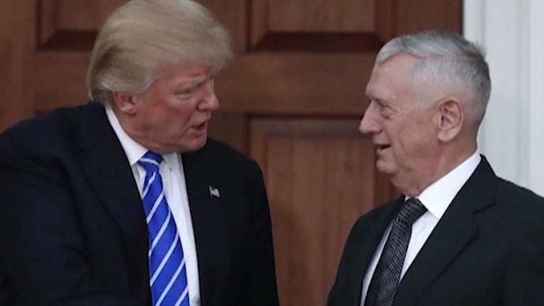 Tensions flare between Trump, military figures over handling of George Floyd unrest - fox