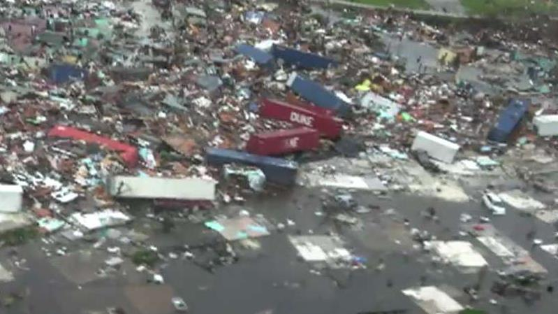 شمار تلفات در باهاما به دنبال طوفان دوریان به 20 نفر افزایش یافته است