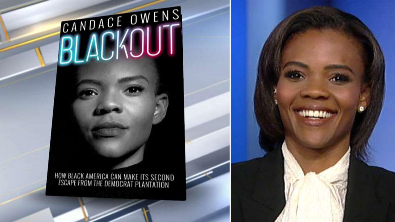 Candace Owens: There's an awakening among black voters