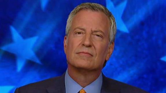 Bill de Blasio: We've got to end the availability of assault weapons in this country