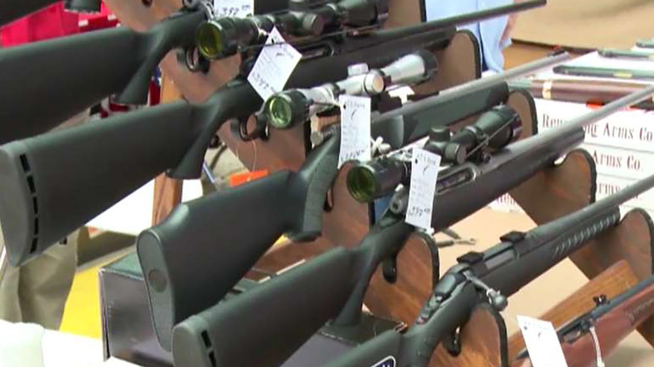 Rise in 2020 Democrats supporting gun-buyback programs