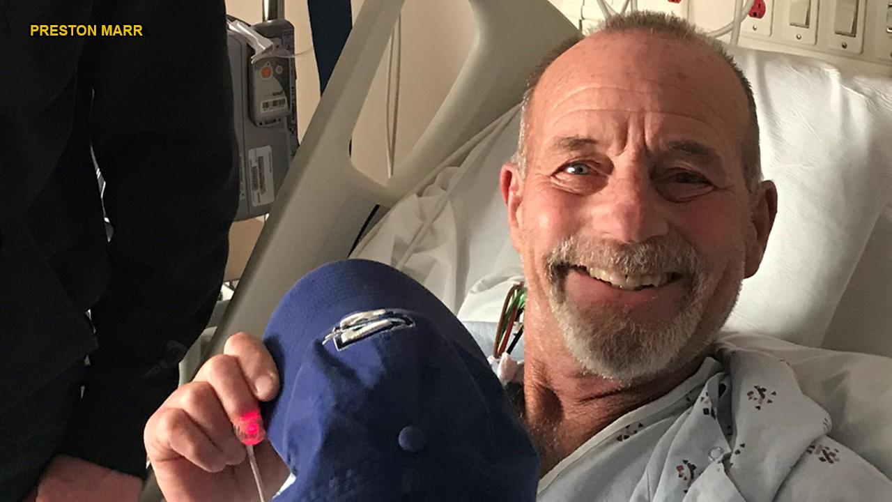 How a nearly brain dead 'miracle man' survived after being taken off life support