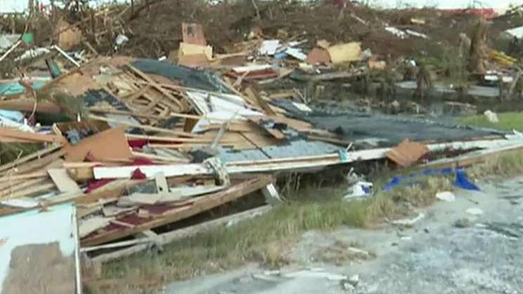 Death toll from Hurricane Dorian continues to rise in Bahamas