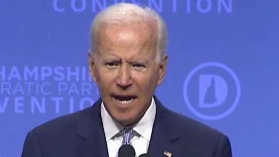 'Freudian slip': Joe Biden dismisses Donald 'Hump' gaffe