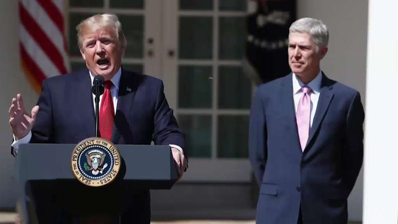 Neil Gorsuch opens up on journey to Supreme Court in Fox News special