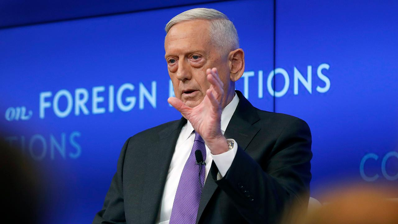 Steve Hilton: Gen. James Mattis goes from defending America to selling out America