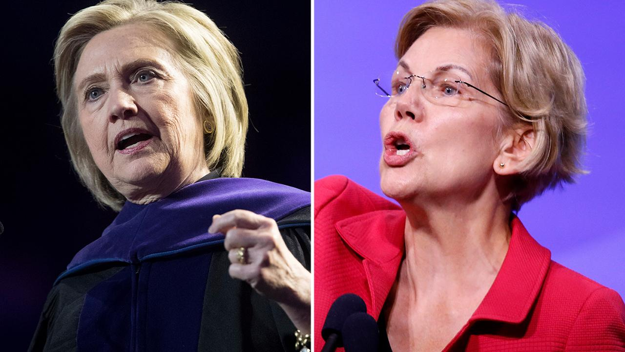 Elizabeth Warren and Hillary Clinton reportedly working together to strategize ahead of 2020