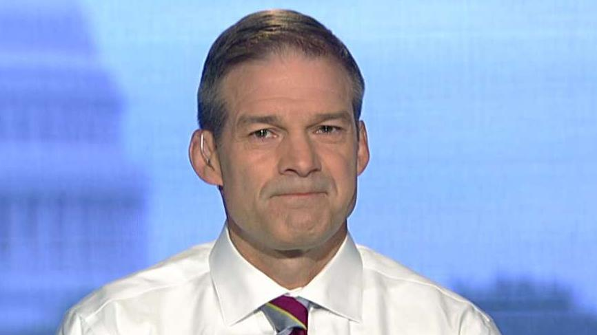 Rep. Jordan: Democrats pushing 'ridiculous' impeachment probe at cost of American people