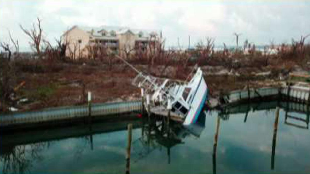 Tales of tragedy emerge as death toll from Hurricane Dorian rises