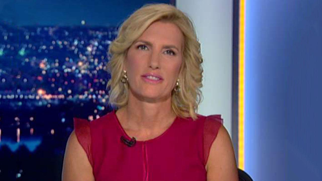Ingraham: On the trail, off the rails