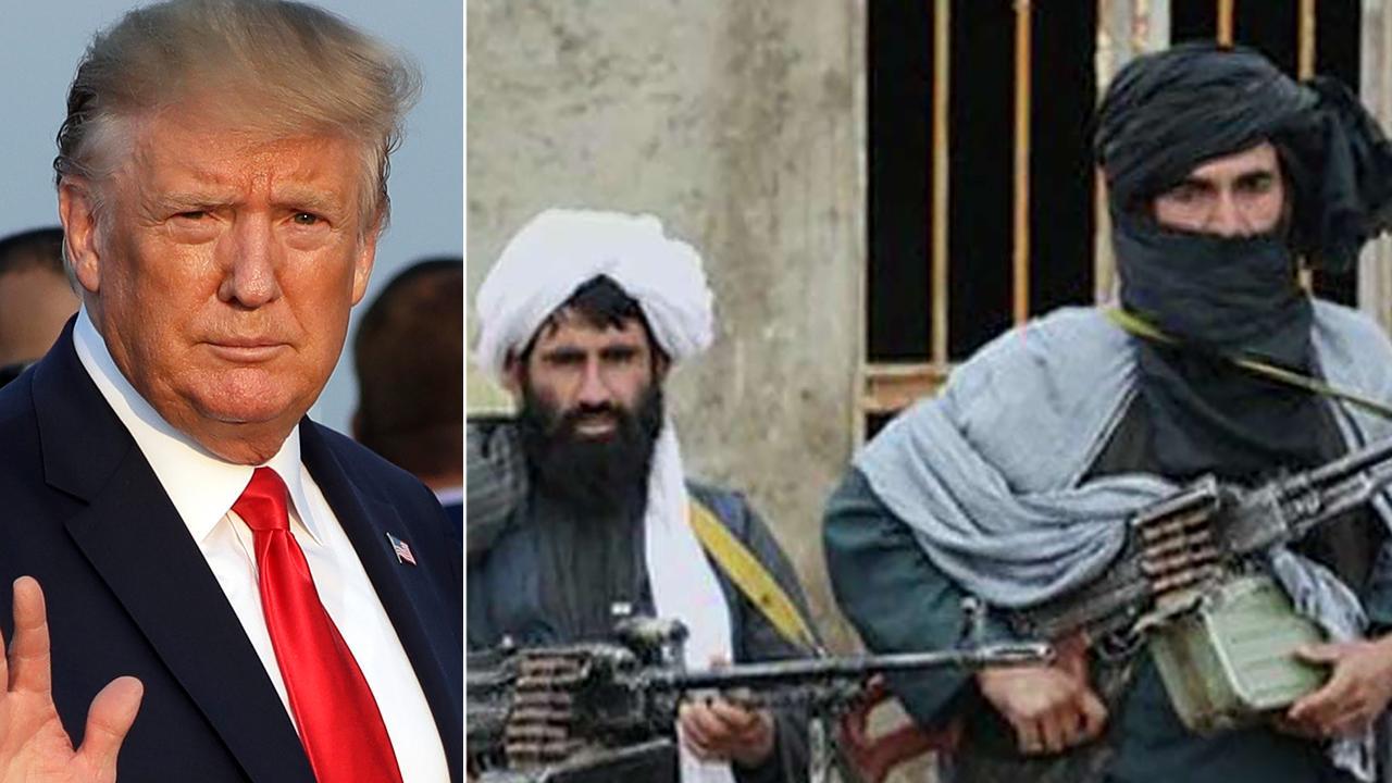 Andrew McCarthy: Taliban terrorists have no place at Camp David
