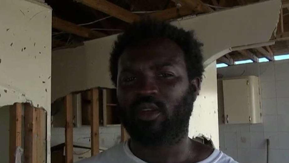 Tens of thousands of Hurricane Dorian survivors are homeless and in need of assistance in Bahamas