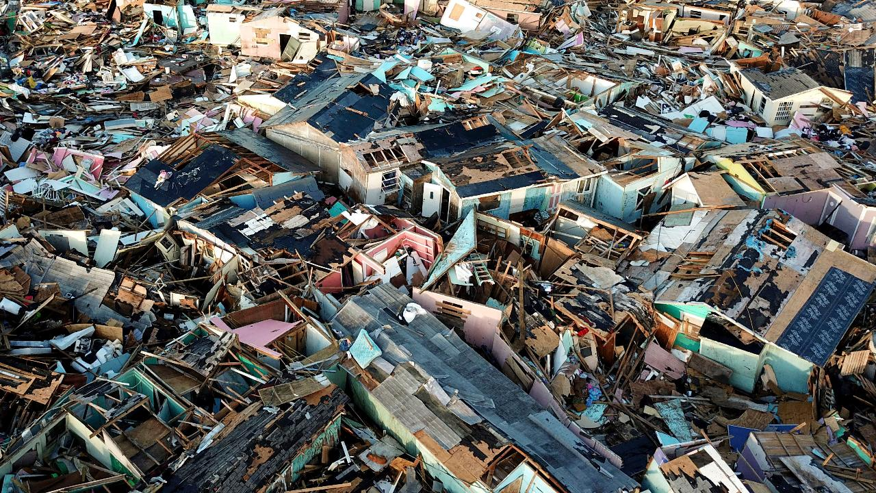 Crews in the Bahamas acknowledge search for Hurricane Dorian victims is now a recovery mission