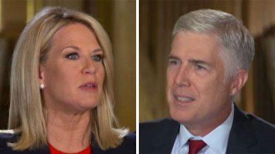 Justice Neil Gorsuch talks to Martha MacCallum about civic understanding