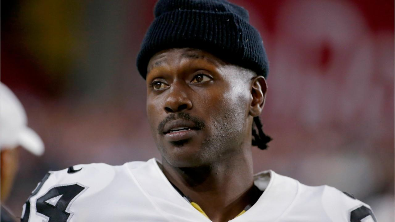 New England Patriots' Antonio Brown accused of sexual assault, rape by former trainer