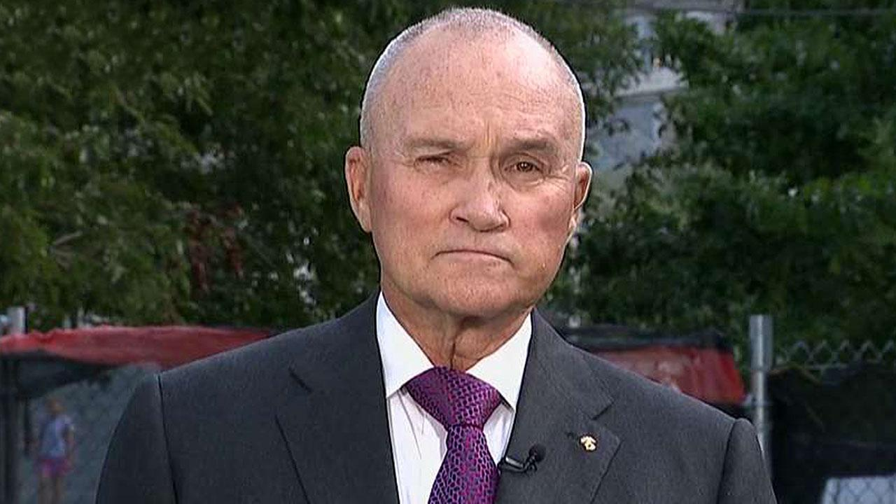 Former NYPD Commissioner Ray Kelly praises 'phenomenal' transformation of Lower Manhattan after 9/11
