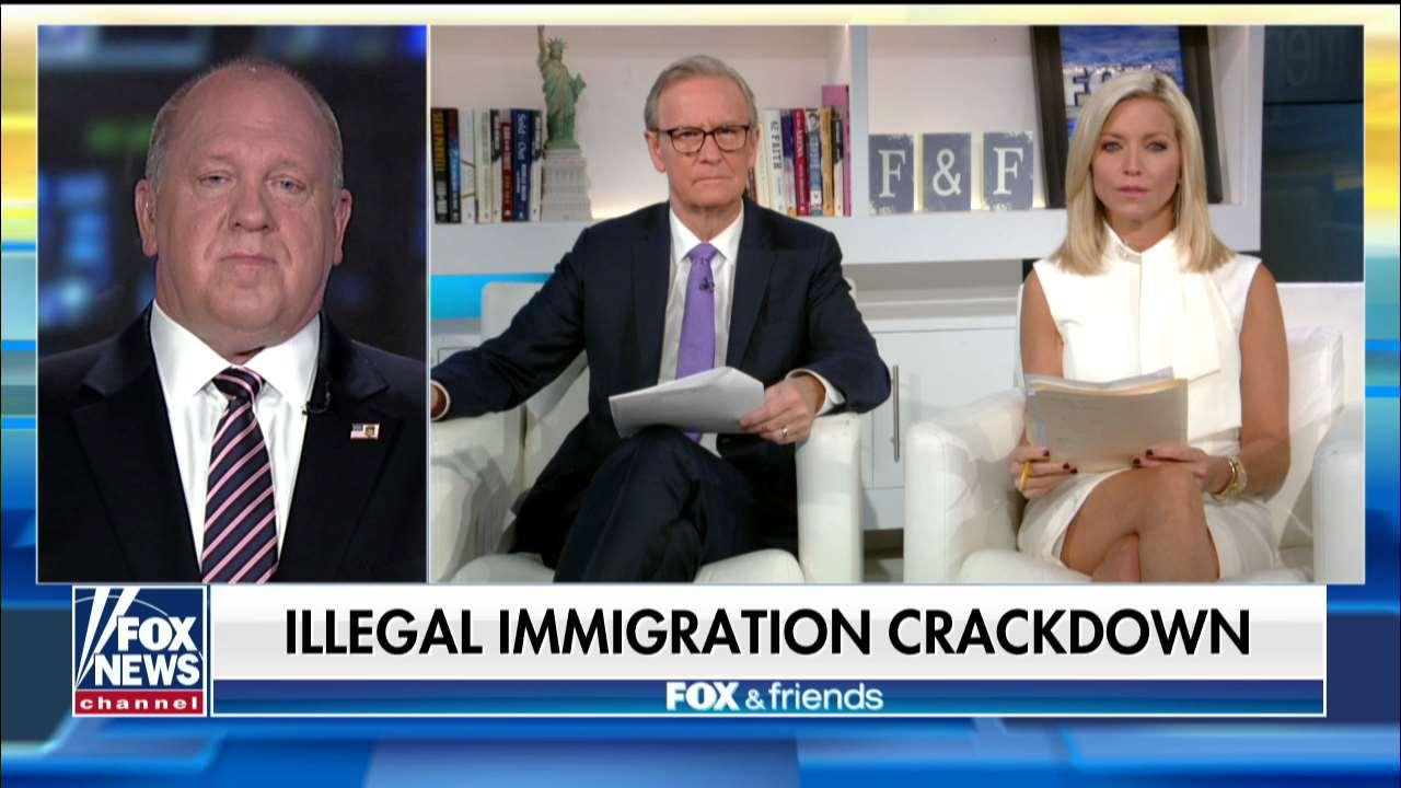 Tom Homan set to face off with House Dems at hearing