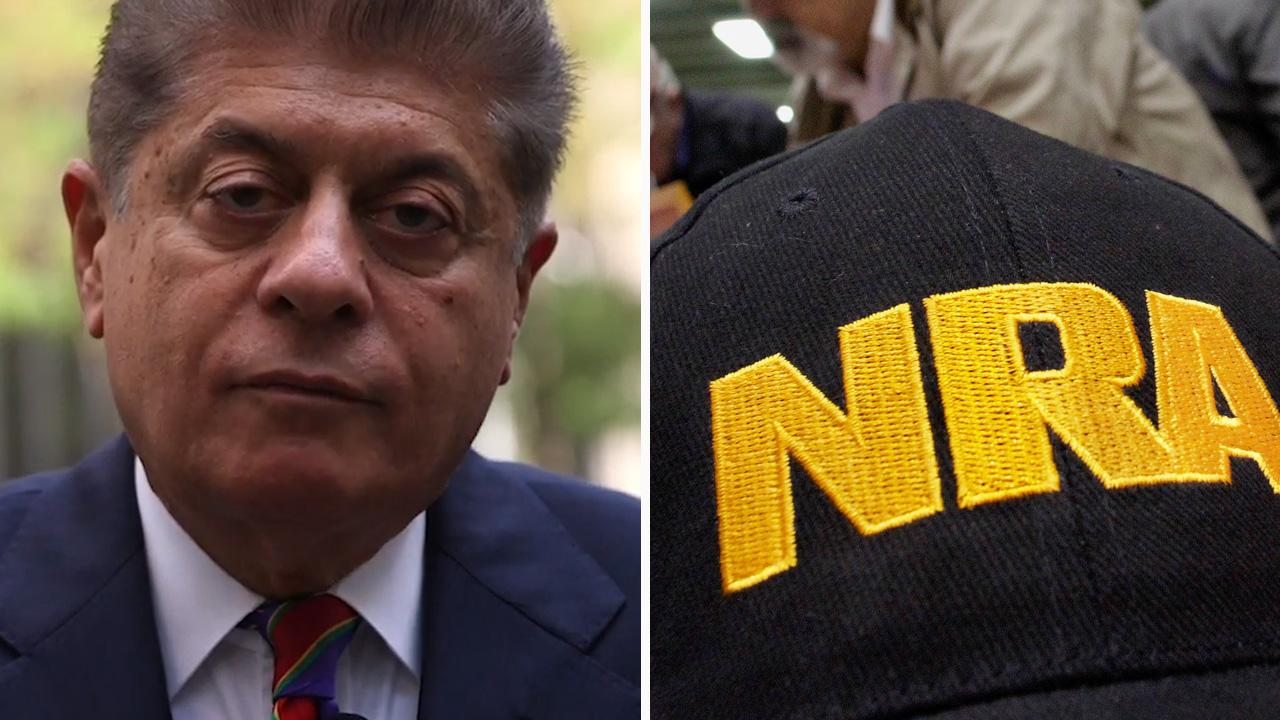 Westlake Legal Group 694940094001_6085349602001_6085344658001-vs Judge Andrew Napolitano: San Francisco violates NRA's freedom of speech under Constitution fox-news/us/personal-freedoms/second-amendment fox-news/us/personal-freedoms/bill-of-rights fox-news/travel/vacation-destinations/san-francisco fox-news/politics/elections/first-amendment fox-news/opinion fnc/opinion fnc Creators Syndicate article Andrew Napolitano 31db64d0-e435-54fb-aa39-e313b084755d