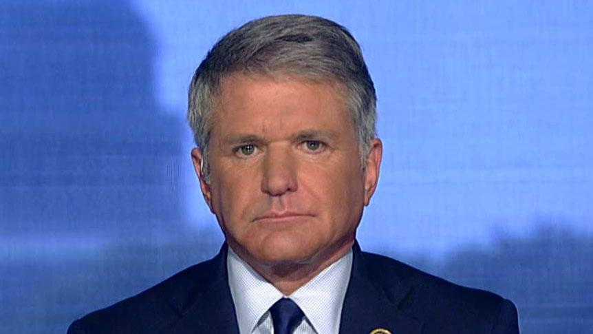Rep. Michael McCaul calls for a residual US force in Afghanistan to protect the homeland
