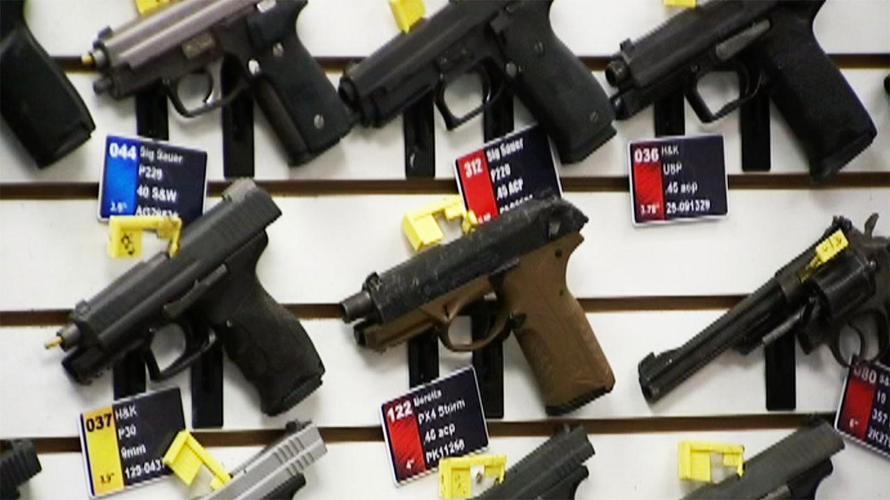 Gun control key for Democratic voters in Texas