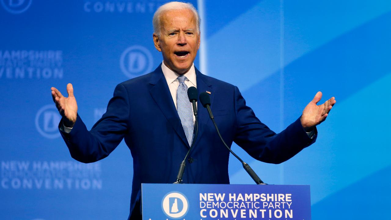 Westlake Legal Group 694940094001_6085464898001_6085458059001-vs Biden campaign rejects moderate label, swipes at plan-obsessed rivals ahead of debate fox-news/politics/elections/presidential-debate fox-news/politics/elections fox-news/politics/2020-presidential-election fox-news/person/joe-biden fox news fnc/politics fnc f5807759-48a7-5c59-bc58-ebc079cbc4be Brooke Singman article