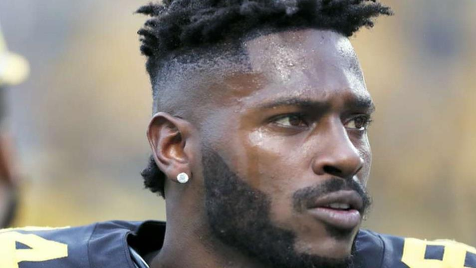 Antonio Brown accused of sexual assault by former trainer