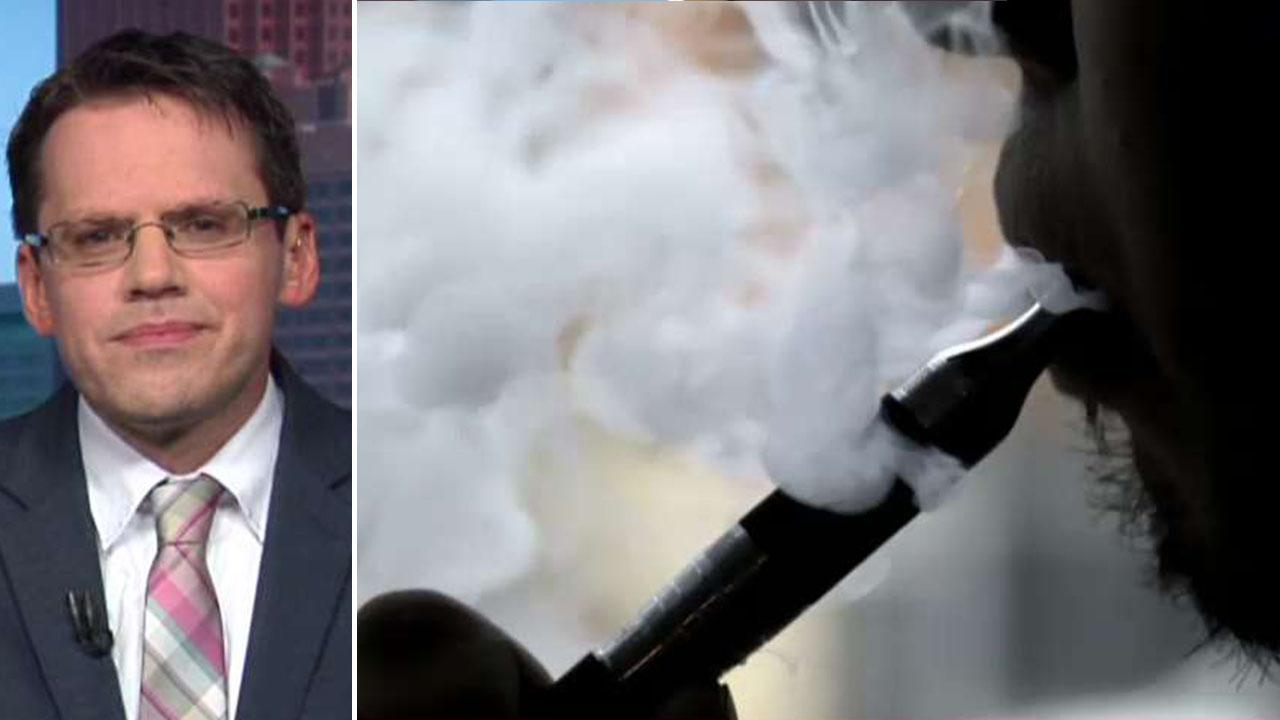 Vaping advocate says consumers are 'worried sick' Trump isn't on their side, may not deserve a second term