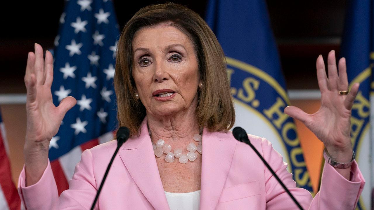 Impeachment押し上げる政治不安のためのハウスDemsものとして粗退職え向上
