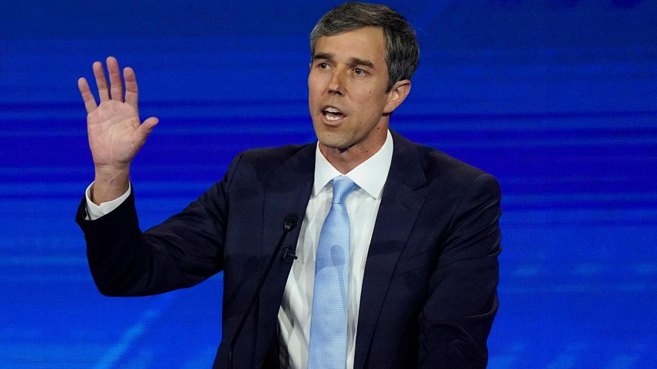 Beto O'Rourke pushes to take away Americans' guns during the third Democratic debate