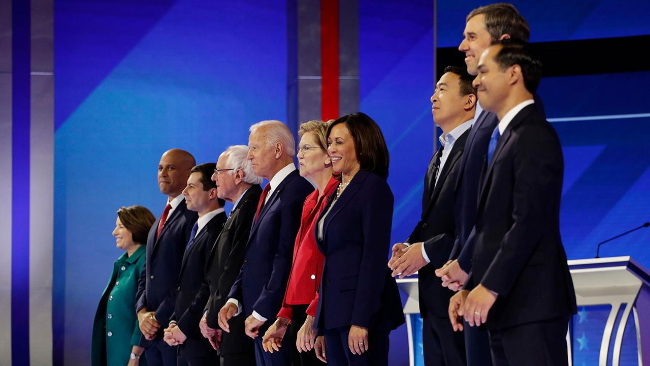 Did the debate moderators take it too easy on 2020 Democrats?