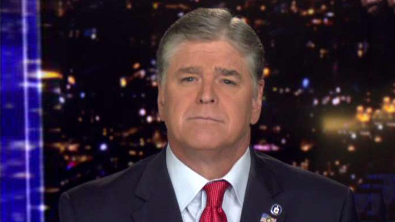 Sean Hannity: Trouble ahead for US if voters don't reject Dems' 'Venezuela-style socialism'