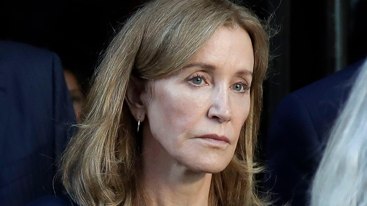 Westlake Legal Group 694940094001_6086238739001_6086238510001-vs John Legend on Felicity Huffman prison sentence: 'No one in our nation will benefit' Jessica Sager fox-news/us/crime fox-news/topic/college-admissions-scandal fox-news/person/felicity-huffman fox-news/entertainment/events/in-court fox news fnc/entertainment fnc e985f286-a3e2-5433-a349-4edaf0b5c5a1 article