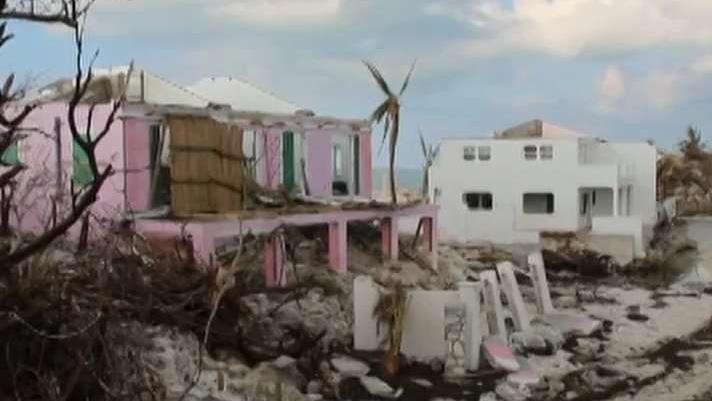 Westlake Legal Group 694940094001_6086250118001_6086252444001-vs Humberto dumps more rain on Dorian-battered Bahamas fox-news/world/world-regions/americas fox-news/weather fox-news/travel/vacation-destinations/bahamas fnc/world fnc DANICA COTO Associated Press article 4874499d-94b3-599d-8092-0a9f54672aeb