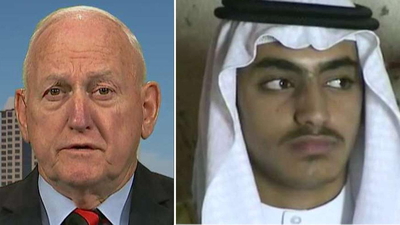 Ret. Lt. Gen. Jerry Boykin on Hamza bin Laden's death: This is a psychological setback for Al Qaeda