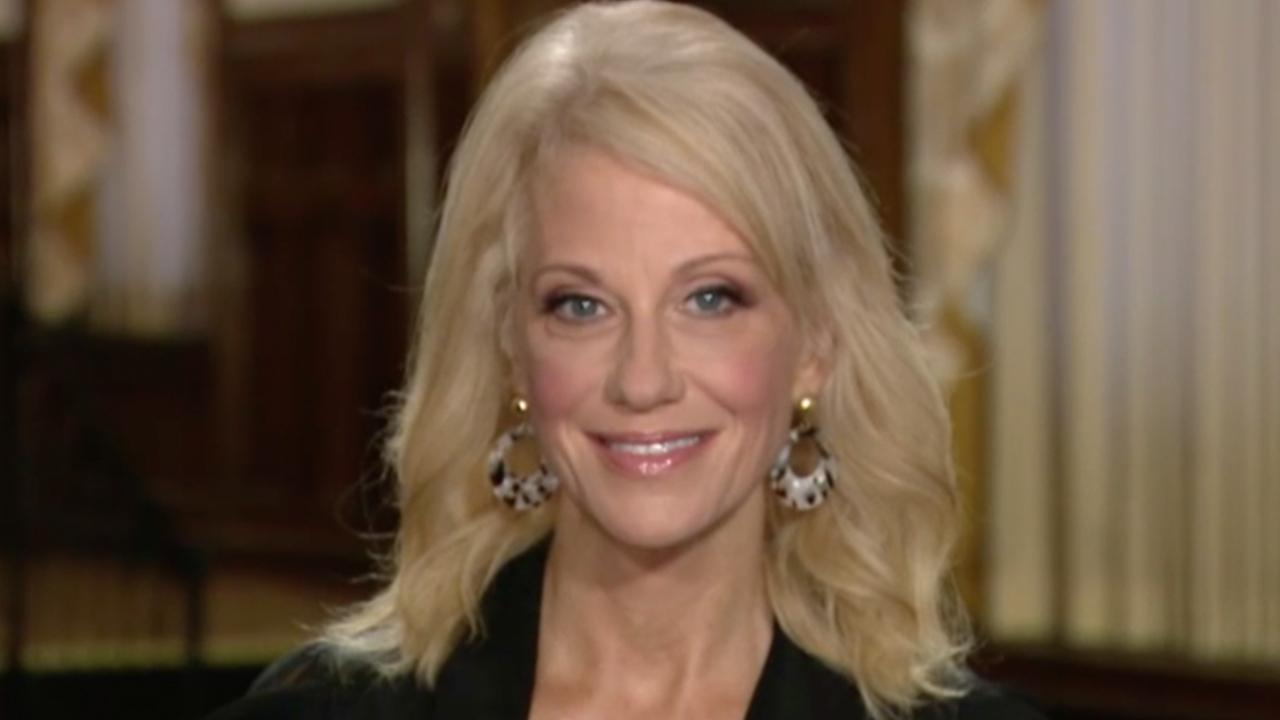 Kellyanne Conway on John Bolton's departure from the White House, Trump agenda