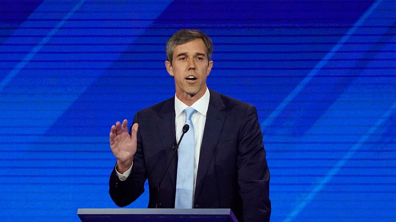 Beto O'Rourke sparks heated gun control debate