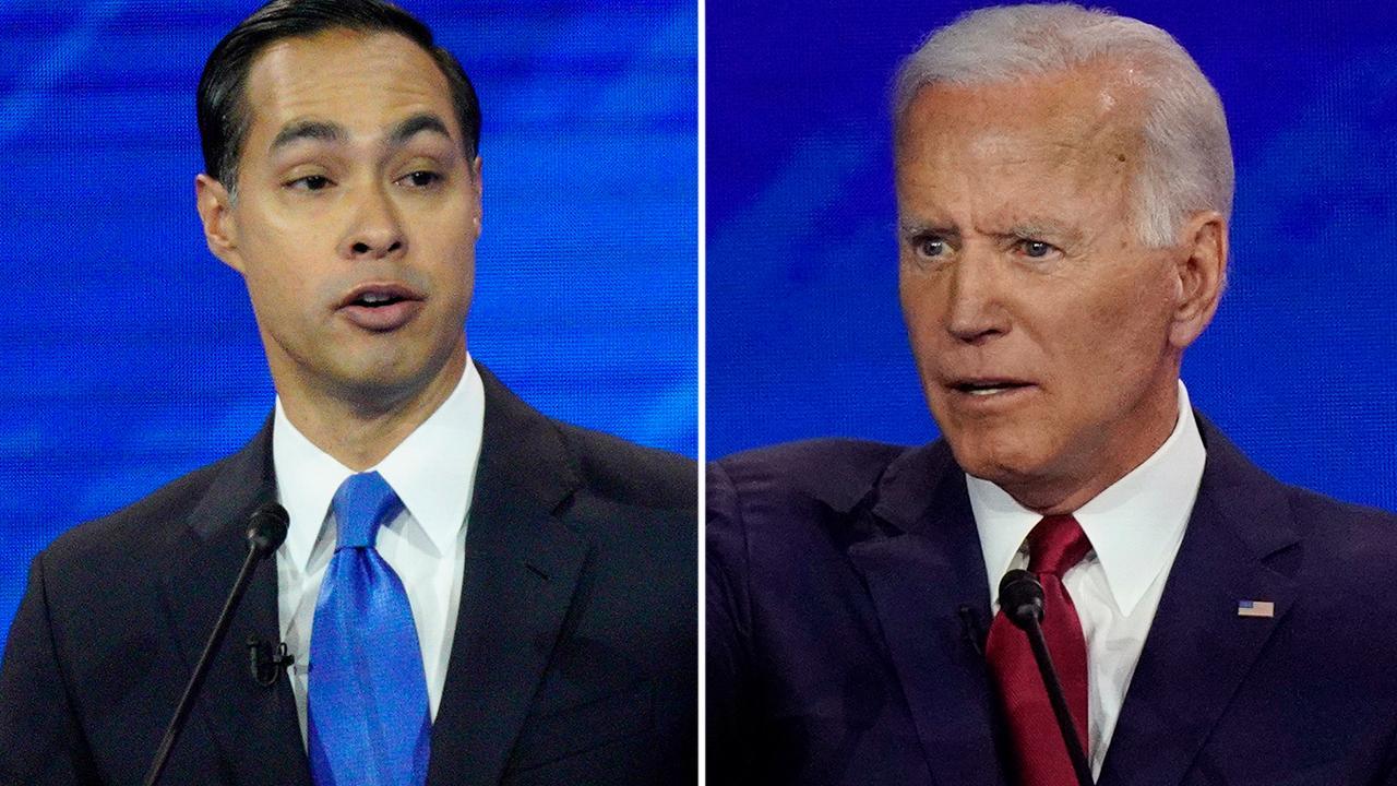 Pundits rip Castro for Biden attack