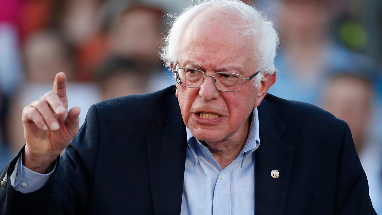 Sanders unveils $2.5T 'Housing for All' plan in latest program funded by wealth taxes