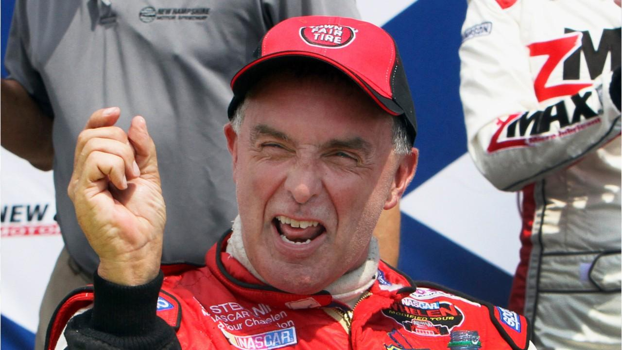 NASCAR champ Mike Stefanik, 61, dies in plane crash near Rhode Island