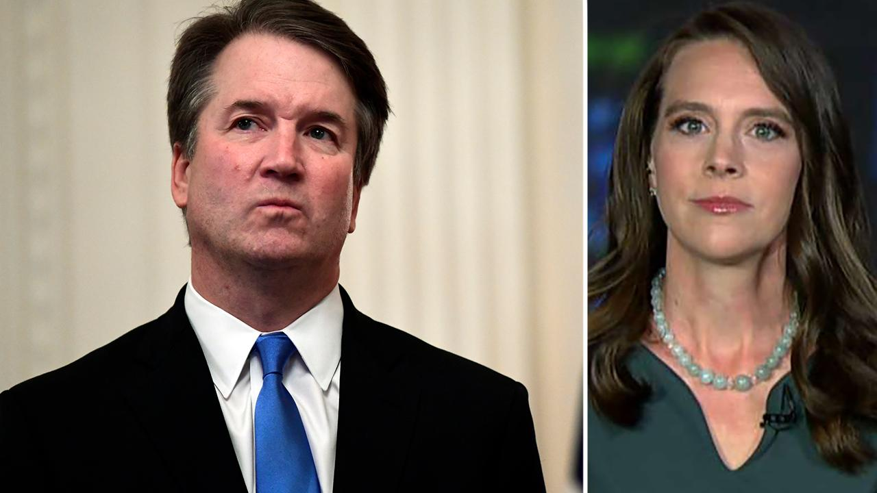 Westlake Legal Group 694940094001_6086709177001_6086709556001-vs Carrie Severino: NY Times' failed Kavanaugh smear latest unprecedented attack on independent judiciary fox-news/politics/senate/democrats fox-news/politics/judiciary/supreme-court fox-news/politics/judiciary/confirmation-of-judge-kavanaugh fox-news/politics fox-news/opinion fox news fnc/opinion fnc Carrie Severino article 24fa4b37-7312-56c3-8338-c0d2cd5fbfd9