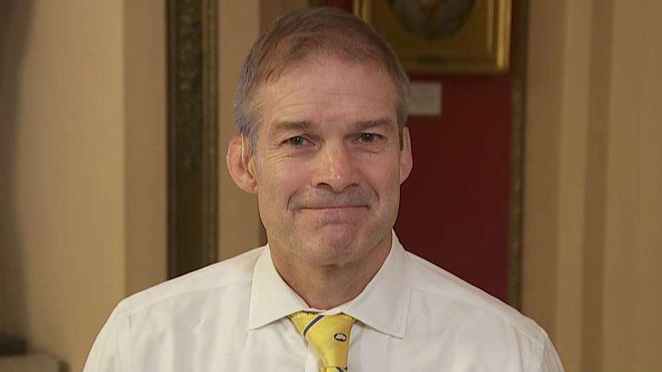 Jim Jordan rips Nadler for calling Lewandowski to testify instead of DOJ inspector general Horowitz