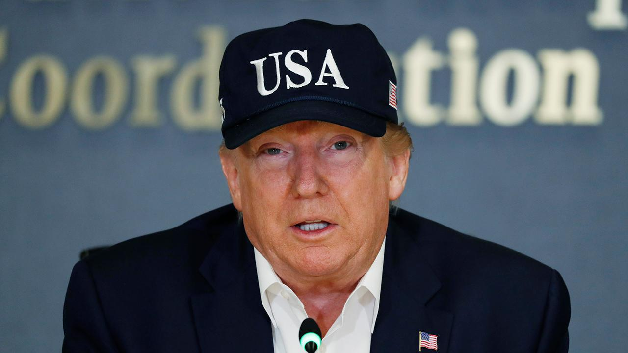 Manhattan district attorney subpoenas Trump tax returns<br>
