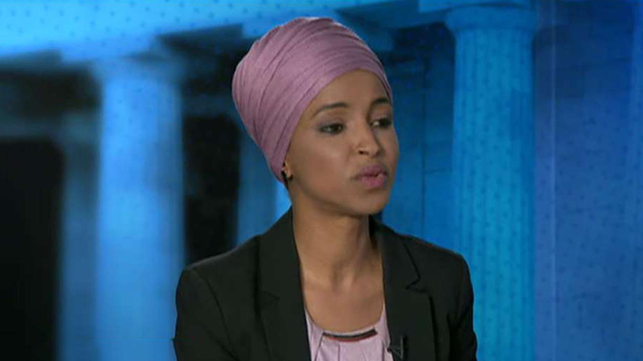 Tucker: Rep. Omar thinks she suffered more than you did on 9/11