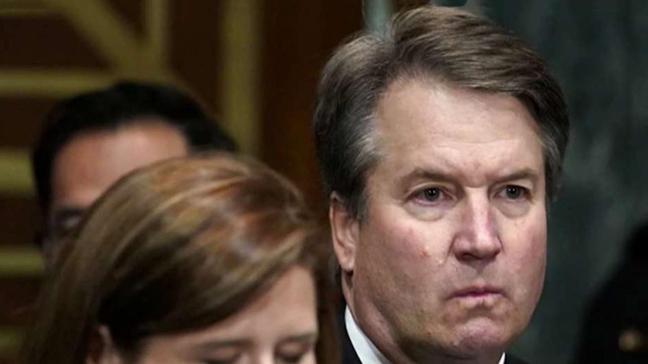 New York Times issues correction on Kavanugh story