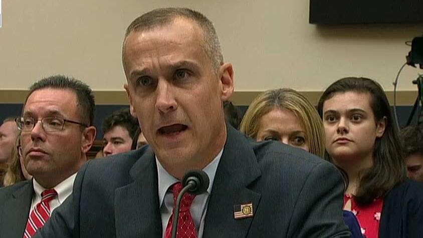 Combative Lewandowski frustrates Democrats, as impeachment-probe hearing descends into disarray