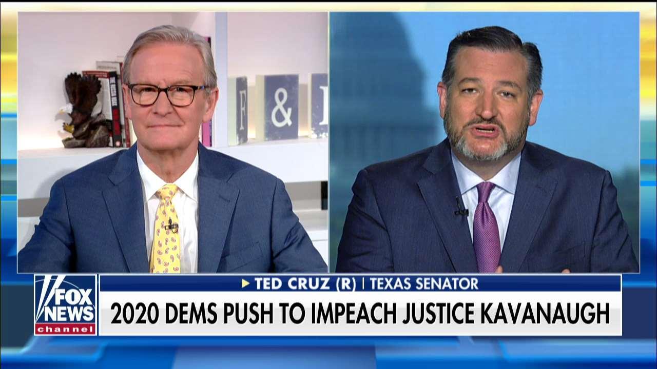 Ted Cruz reacts to NYT story on Brett Kavanaugh