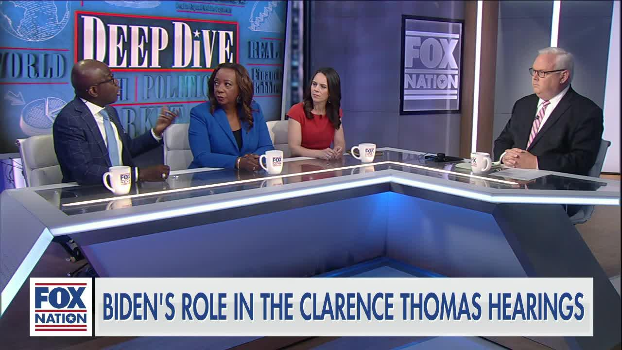 Clarence Thomas friend: Biden expressed doubt over Anita Hill's allegations to Thomas during hearings