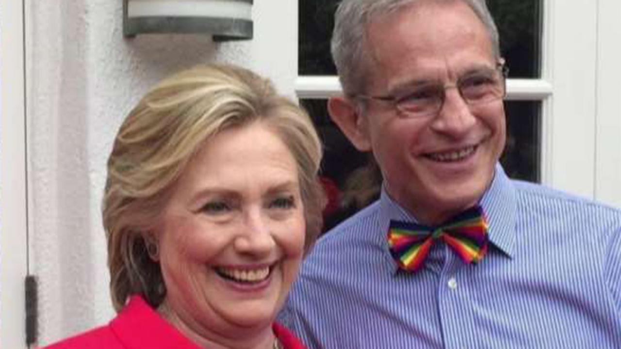 Hillary Clinton donor accused of running drug den