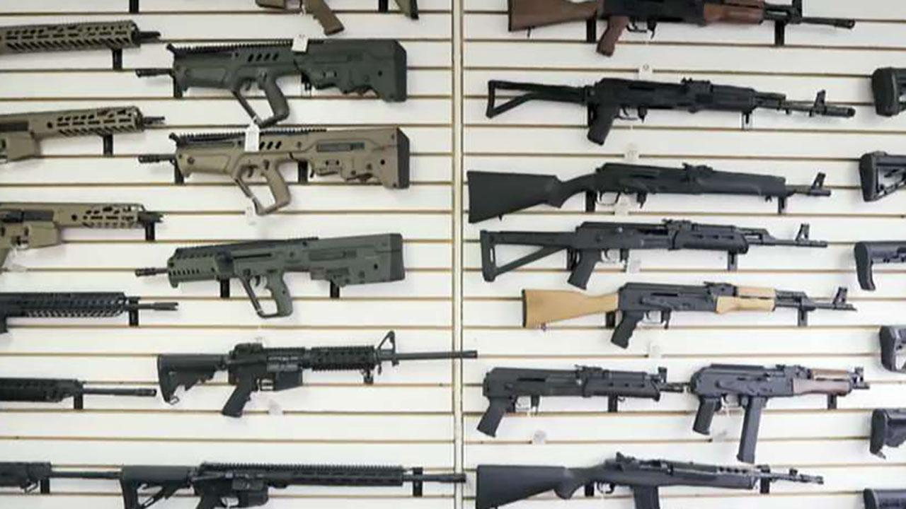 Westlake Legal Group 694940094001_6087654285001_6087653228001-vs More than 100 Virginia cities, counties declare gun sanctuaries as Dems prepare to take legislature Sam Dorman fox-news/us/us-regions/southeast/virginia fox-news/us/personal-freedoms/second-amendment fox news fnc/politics fnc b88bc7b9-a4b2-5d1a-9199-648e2d182c7e article