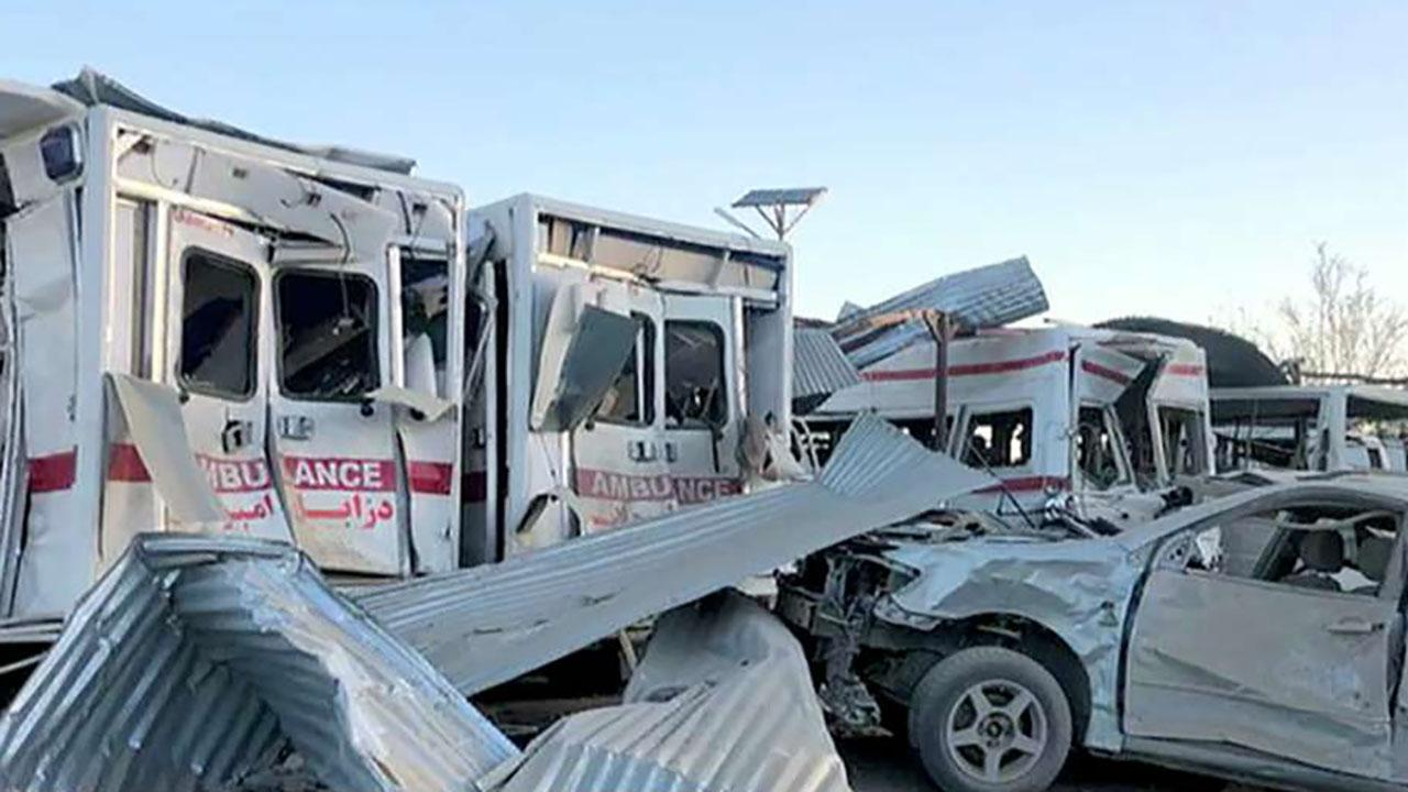 Taliban claims responsibility for deadly truck bomb attack in Afghanistan